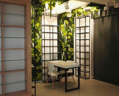 instalación de muebles comerciales