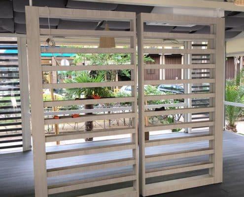 instalación de mobiliario para tiendas