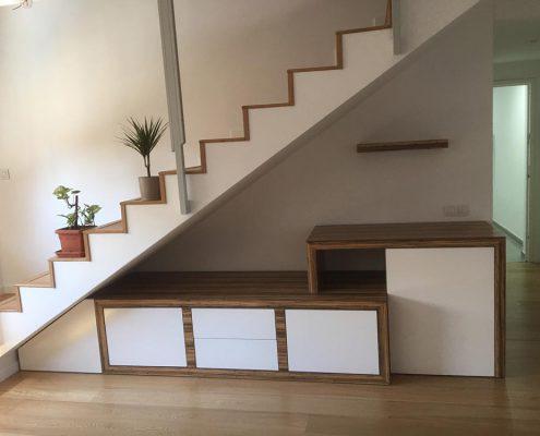 montaje de muebles para tiendas