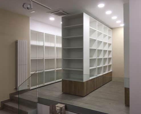 muebles expositores para tiendas